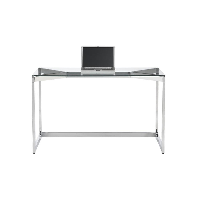 CB2 Tesso Office Desk - image-4