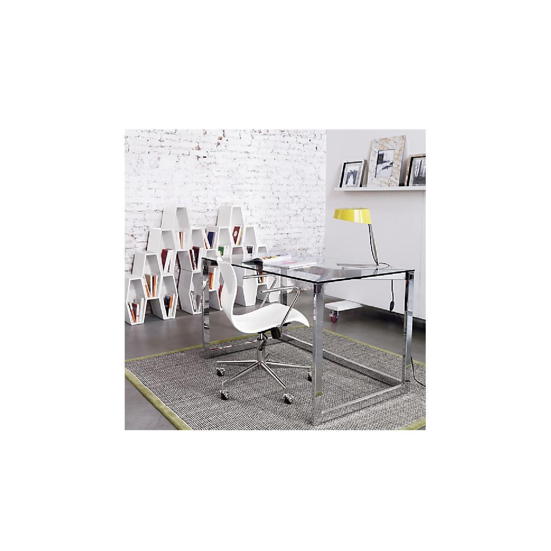 CB2 Tesso Office Desk - image-9