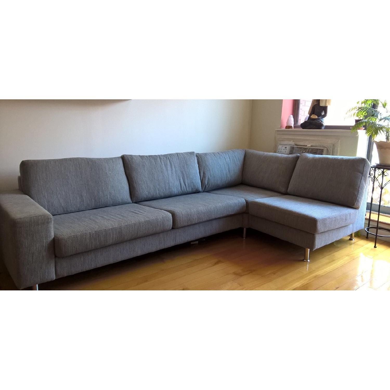 BoConcept Indivi 2 Corner Sofa - image-1