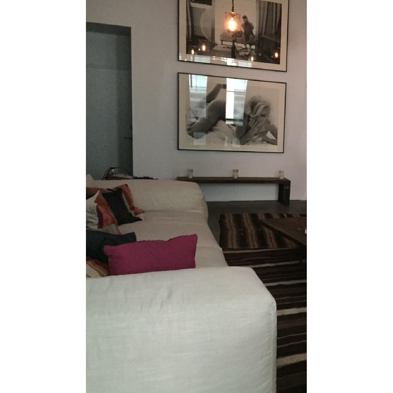 ABC Carpet and Home Edith Ann Sectional Sofa - image-1