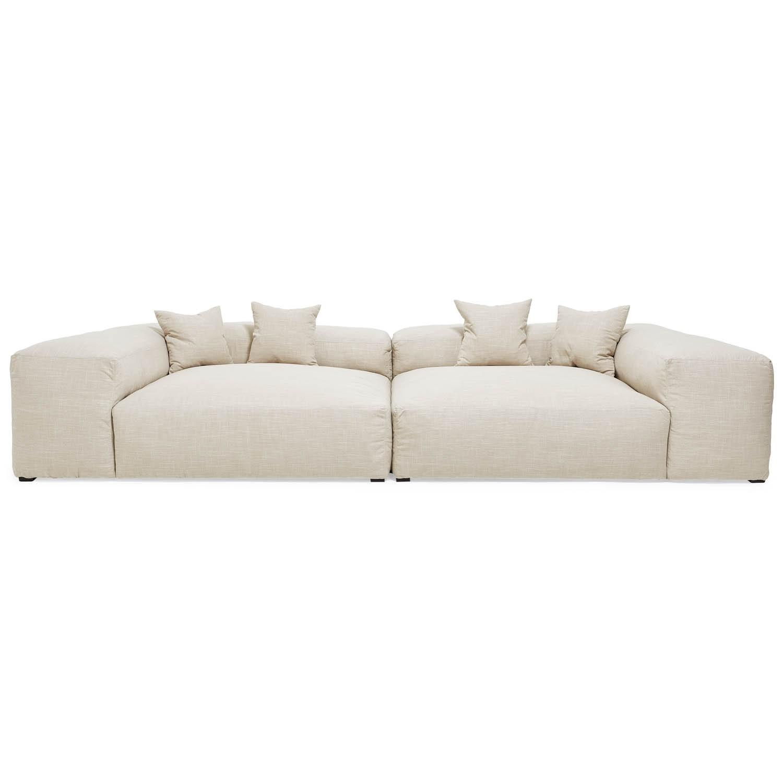 ABC Carpet and Home Edith Ann Sectional Sofa - image-0