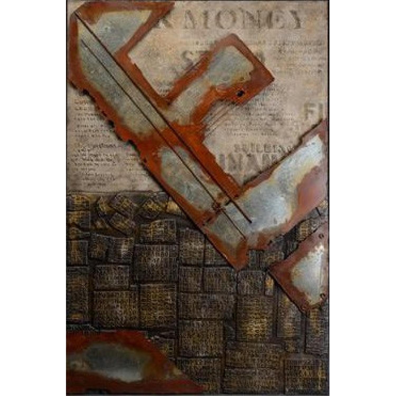 BoConcept Industrial Iron Art - image-0