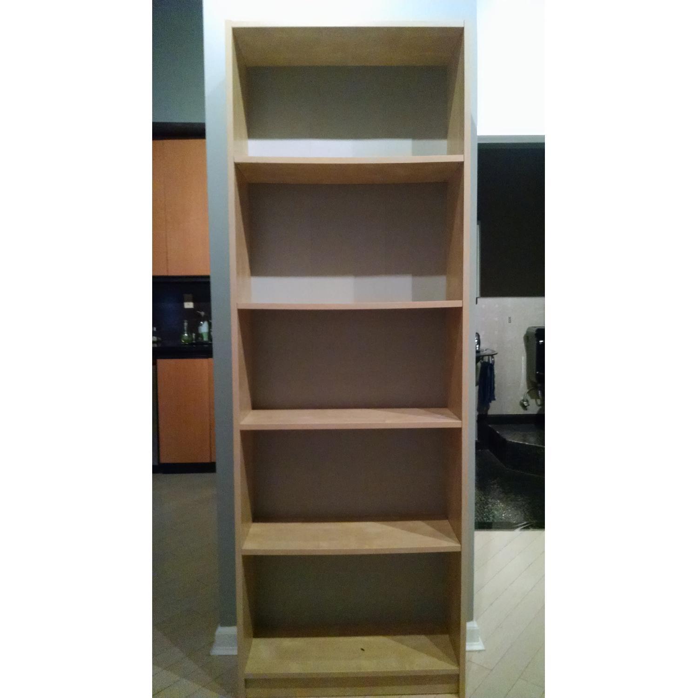 Ikea Wooden Bookcase - image-1