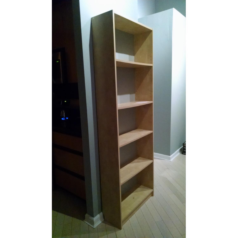 Ikea Wooden Bookcase - image-2