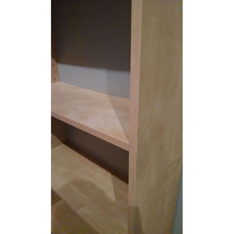 Ikea Wooden Bookcase - image-3