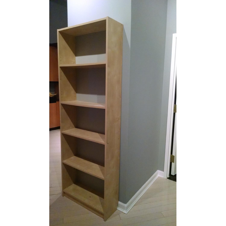 Ikea Wooden Bookcase - image-4