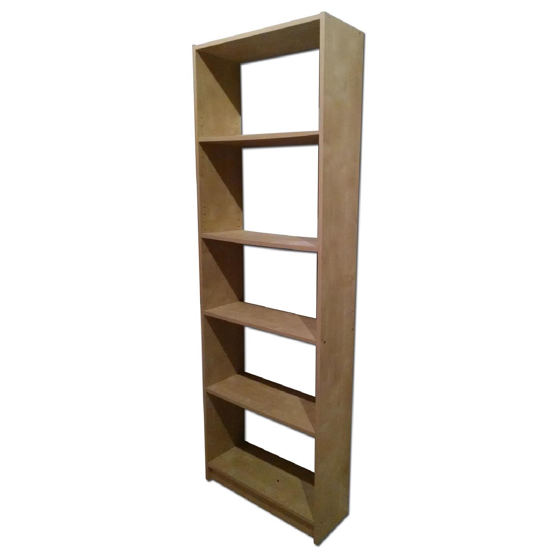 Ikea Wooden Bookcase - image-0