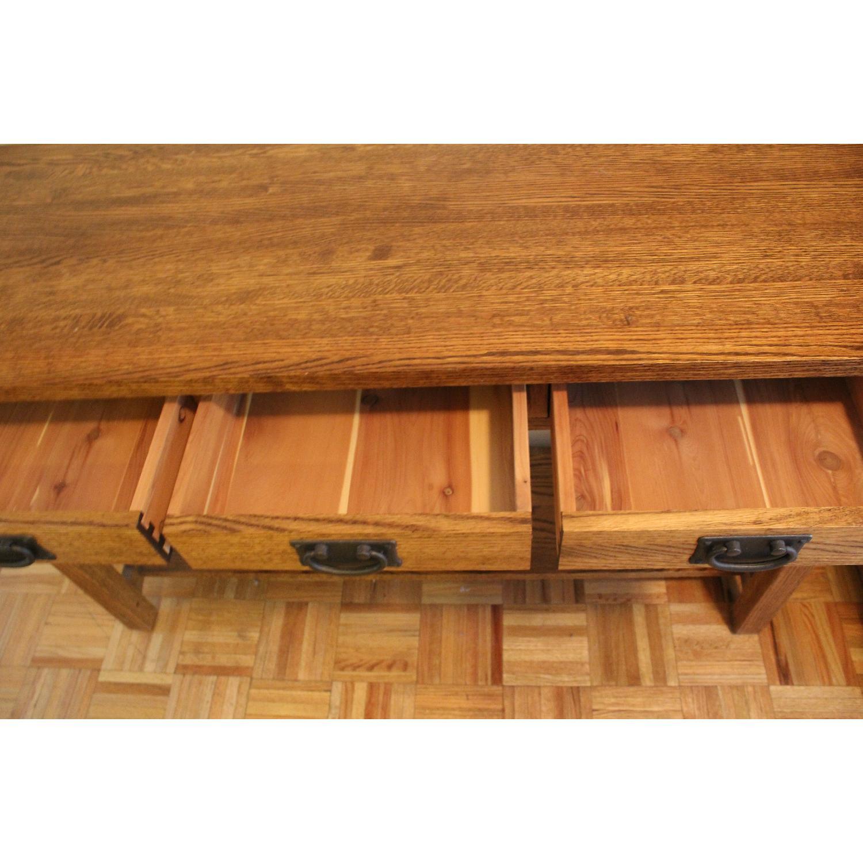 Restoration Hardware Table - image-2