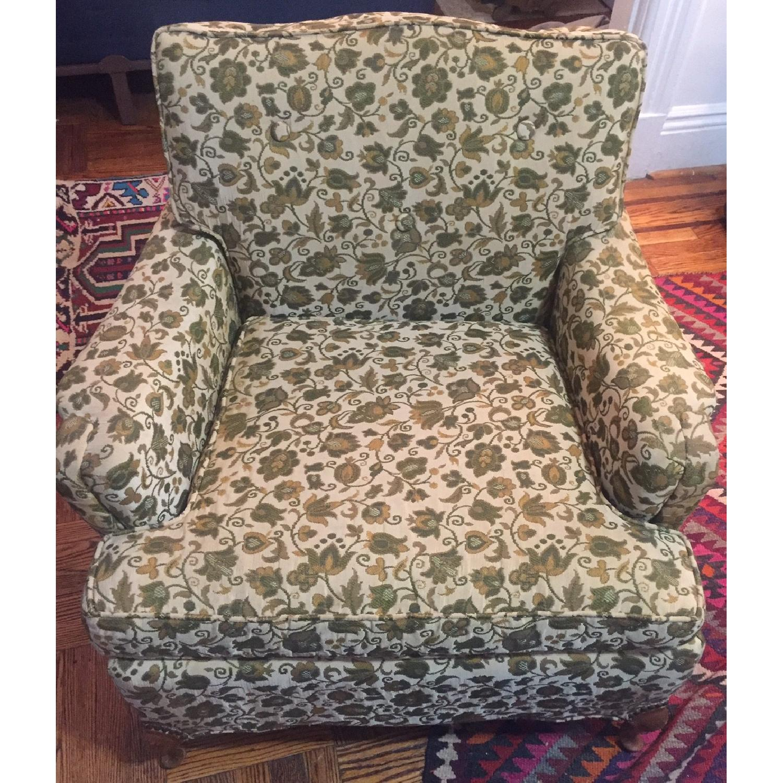 Vintage Sofa + Armchair - image-2