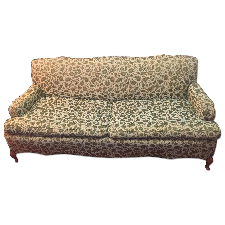 Vintage Sofa + Armchair - image-0
