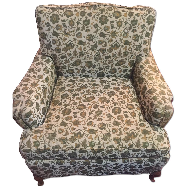 Vintage Sofa + Armchair - image-6