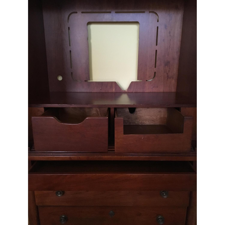Lexington Cherry Wood Storage Unit - image-3