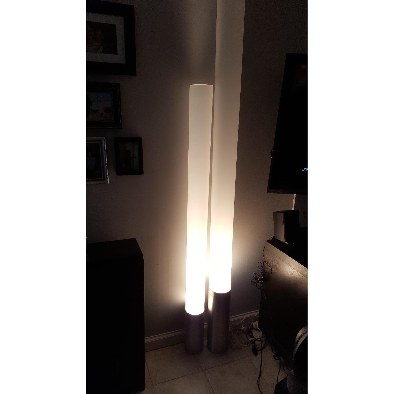 Room & Board Elise Floor Lamps - Pair - image-1