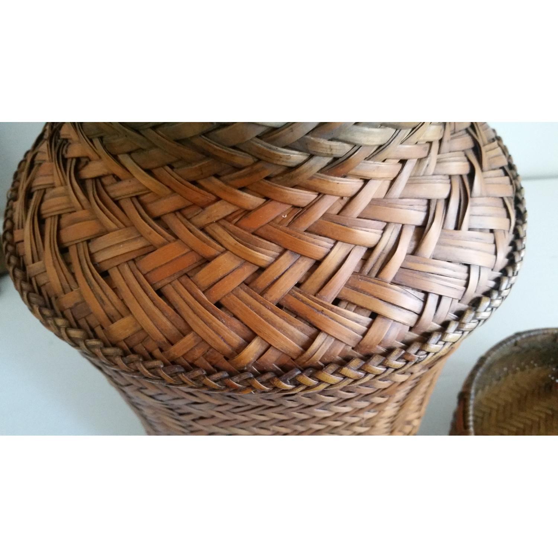 Antique Filipino Basket - image-3