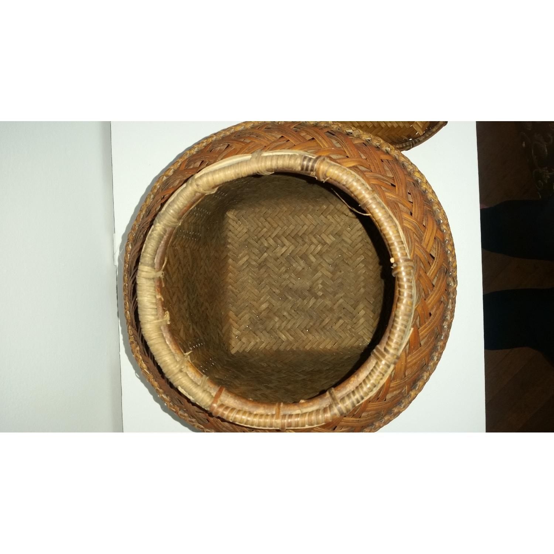 Antique Filipino Basket - image-4