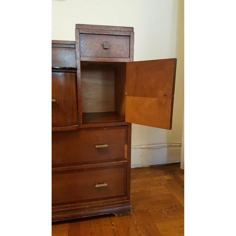 Antique Deco Dresser - image-1