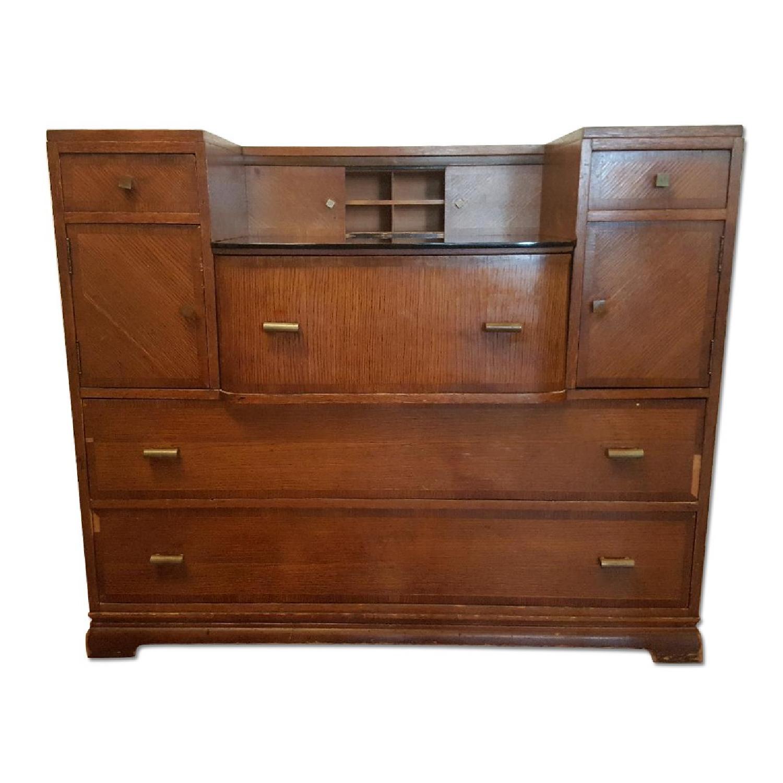 Antique Deco Dresser - image-0
