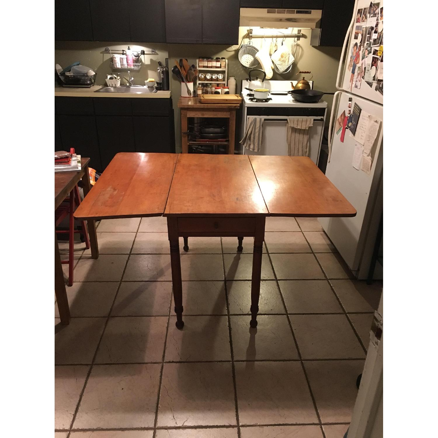 Olde Good Things Solid Wood Dining Table - image-4