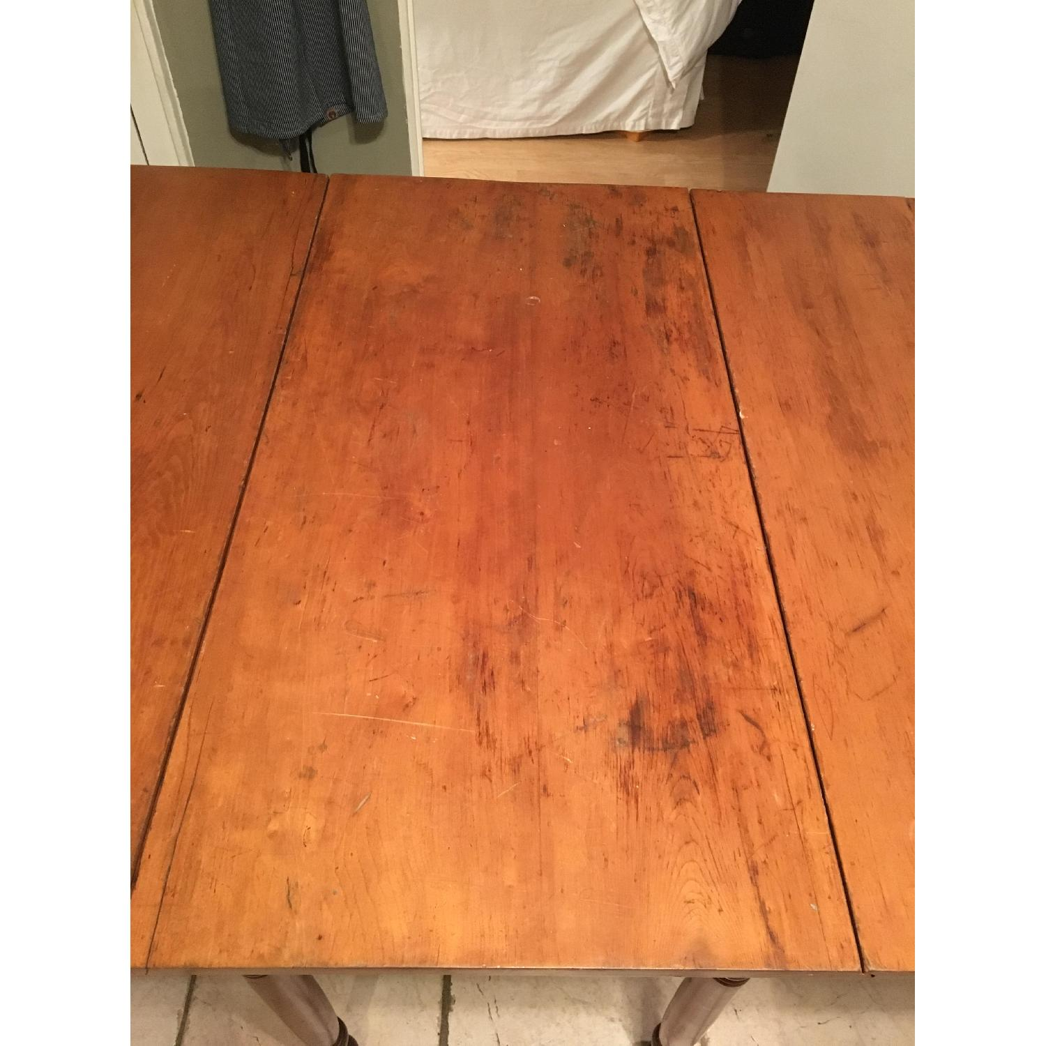 Olde Good Things Solid Wood Dining Table - image-8