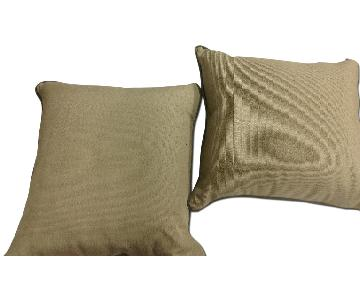 Bettertex Interiors Organic Fabric Pillow Covers - Pair