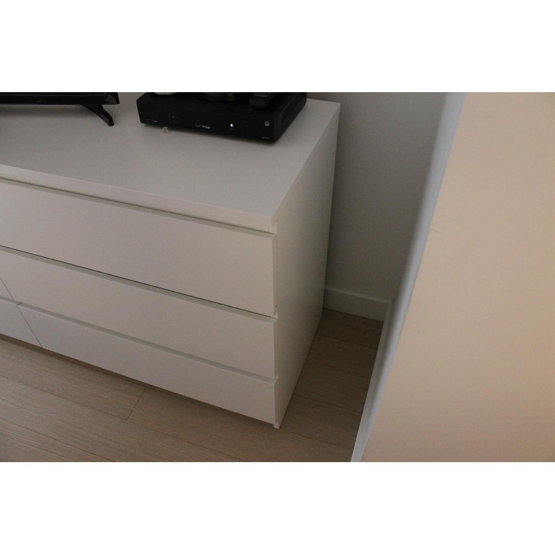 Ikea Malm 6-Drawer Dresser - image-2