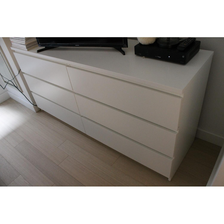 Ikea Malm 6-Drawer Dresser - image-3