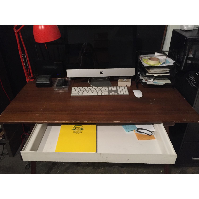 West Elm Office Desk - image-2