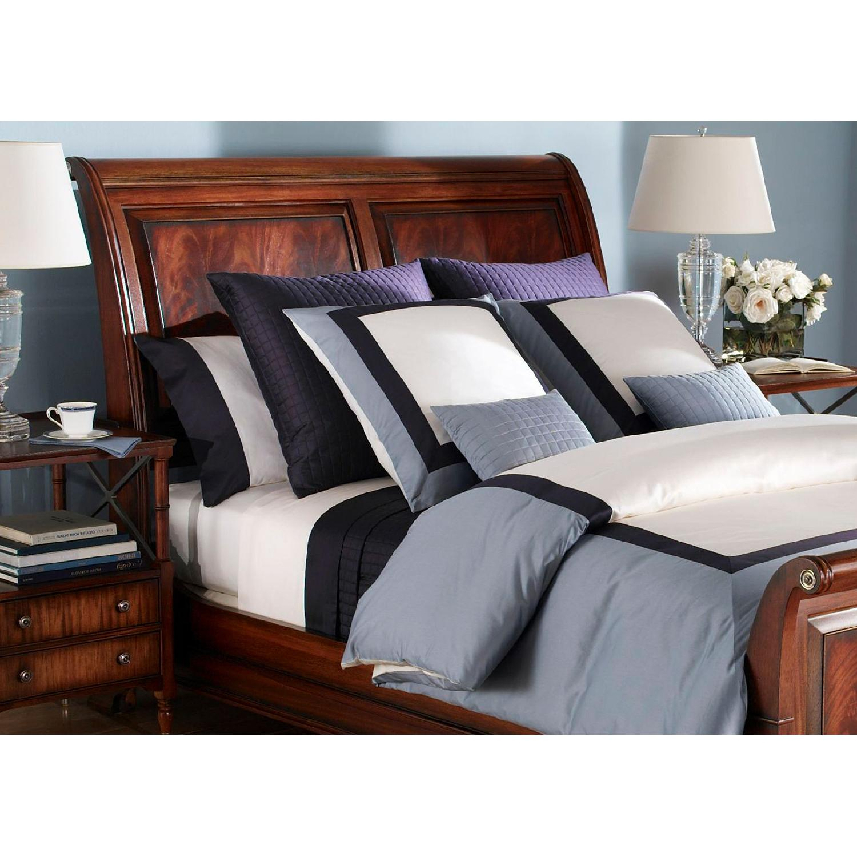 Ethan Allen Queen Size Sleigh Bed - image-3