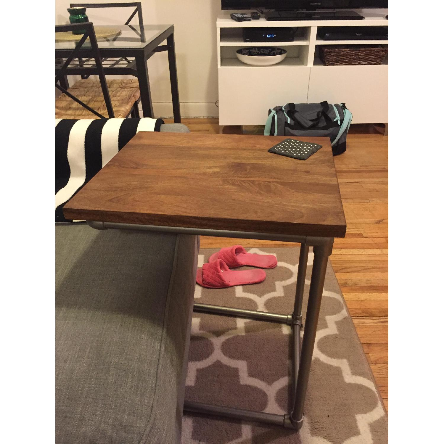 West Elm Pipe Side C-Table - image-3
