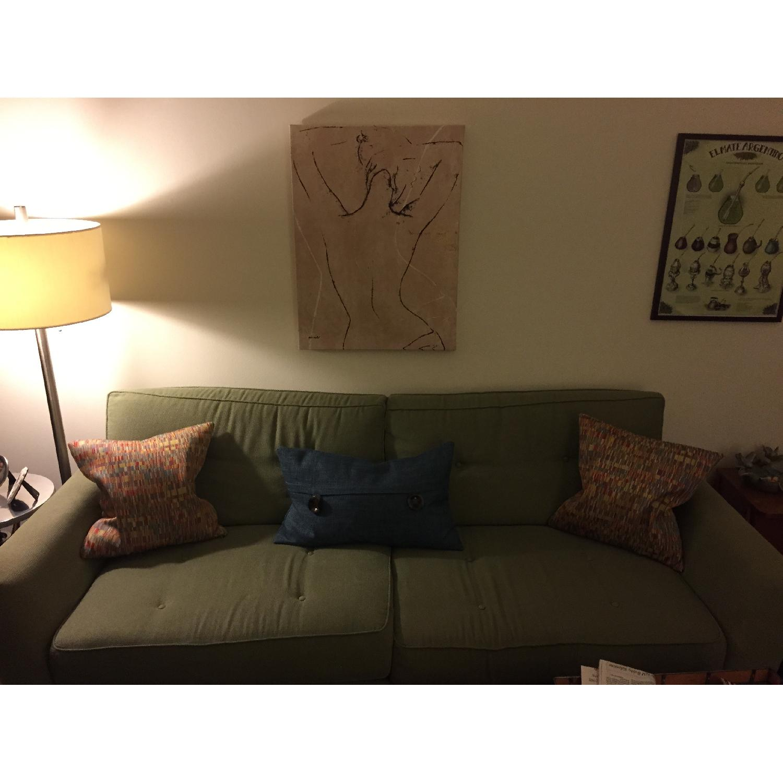 Green Sofa - image-1