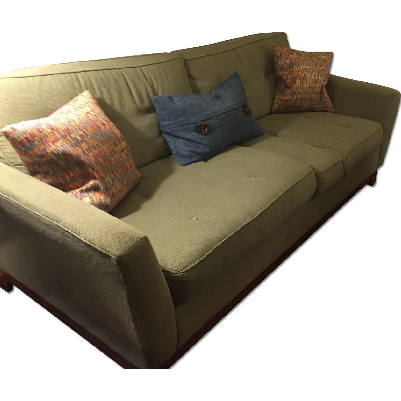 Green Sofa - image-0