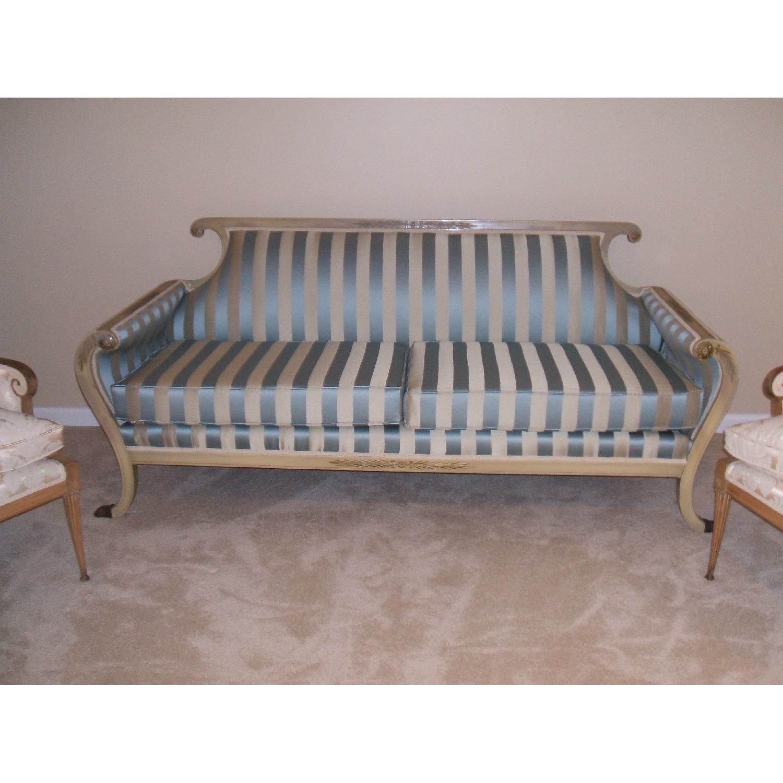 Antique Duncan Phyfe Sofa - image-1