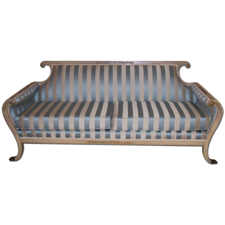 Antique Duncan Phyfe Sofa - image-0