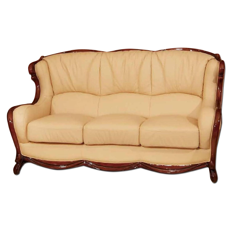 ESF Furniture Sofa + Loveseat + Armchair - image-0