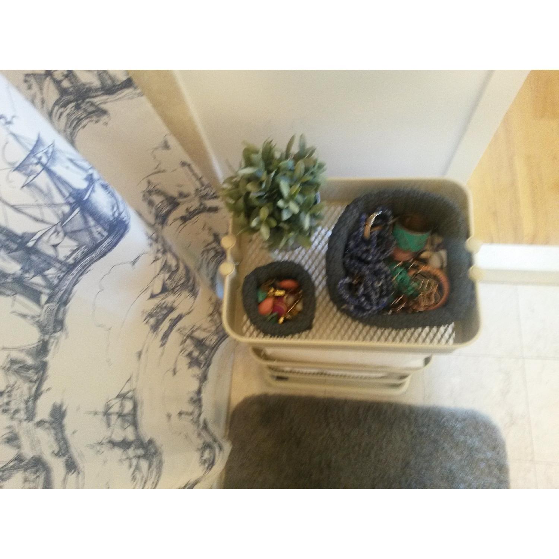 Ikea Kitchen/Bathroom Carts - Pair - image-4