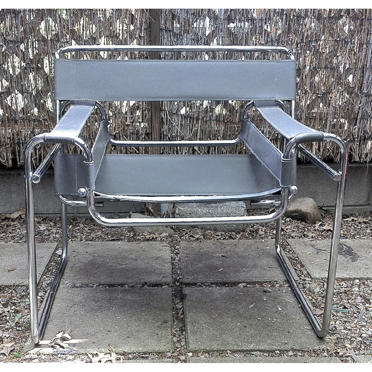 Marcel Breuer Wassily Chairs - Pair - image-1