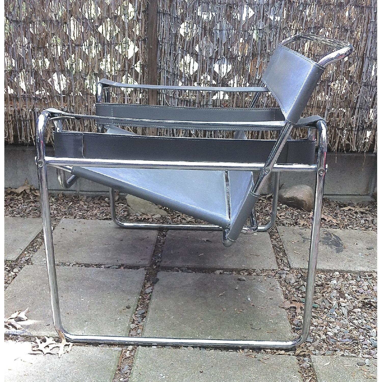 Marcel Breuer Wassily Chairs - Pair - image-2