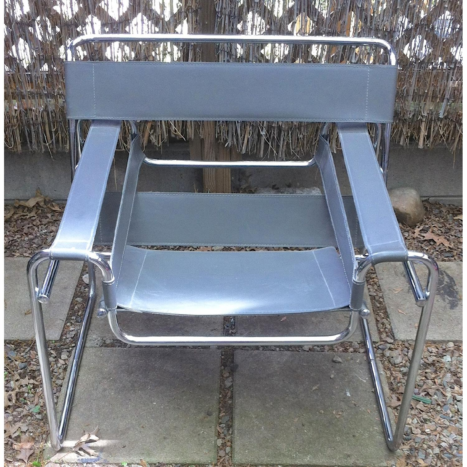 Marcel Breuer Wassily Chairs - Pair - image-4