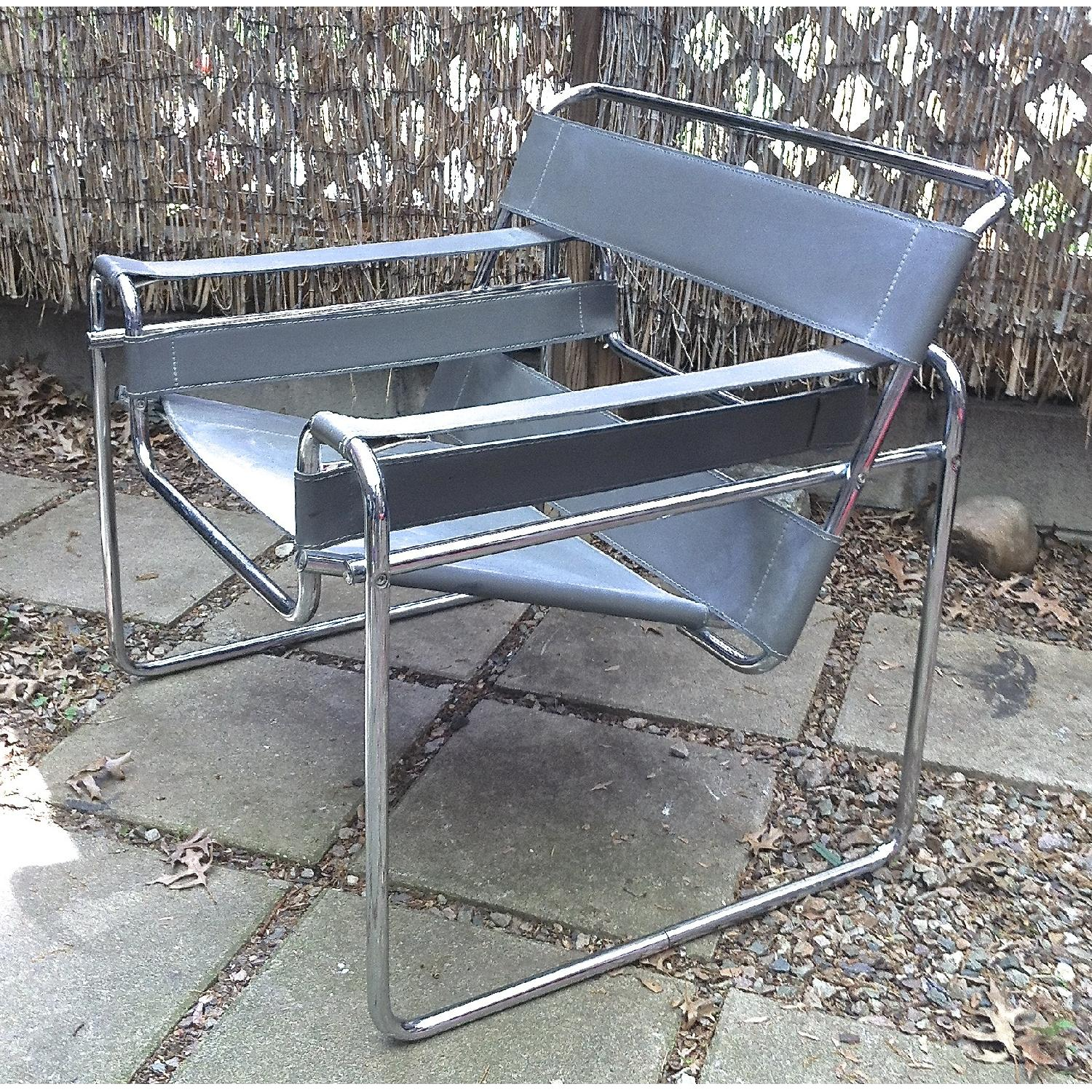Marcel Breuer Wassily Chairs - Pair - image-9