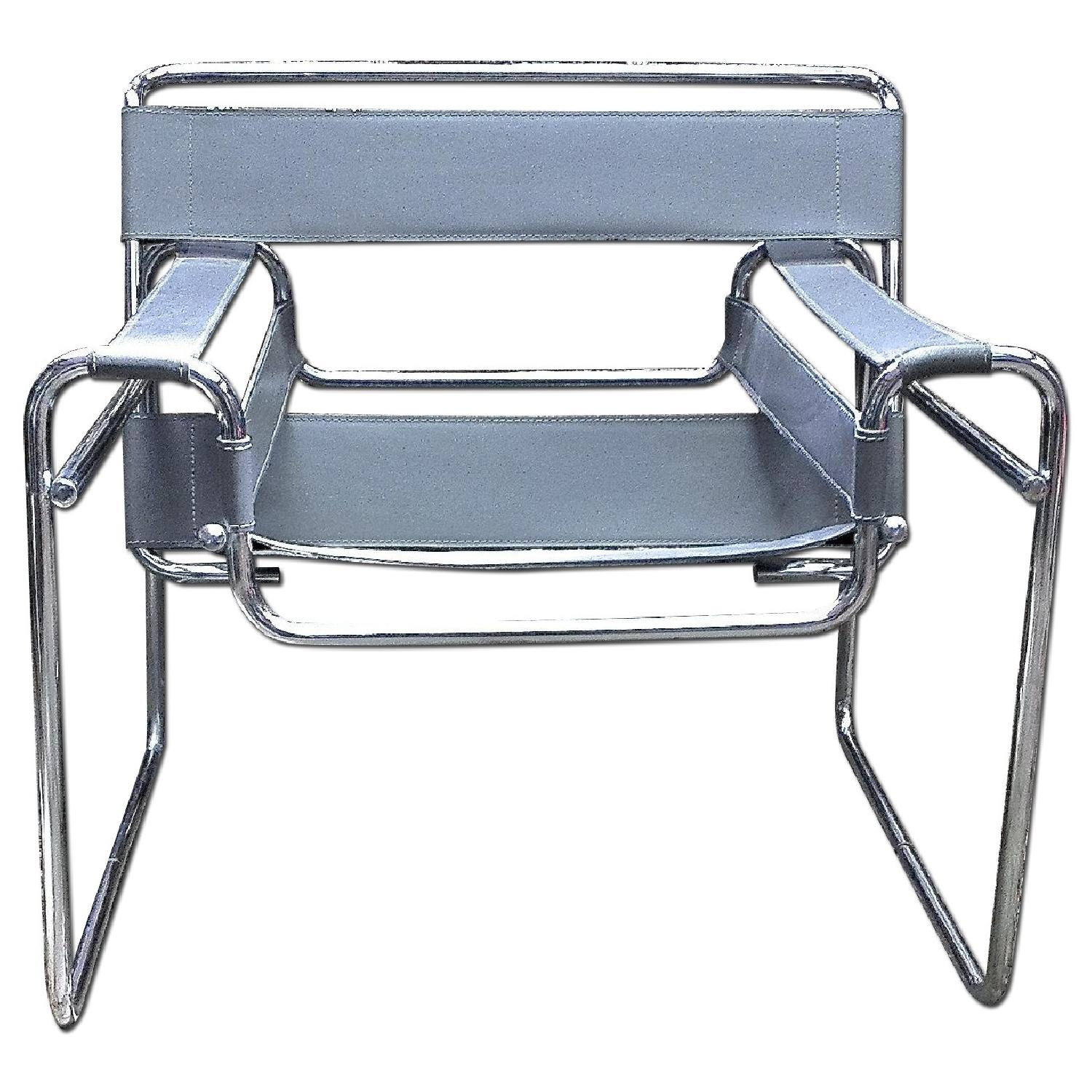 Marcel Breuer Wassily Chairs - Pair - image-0