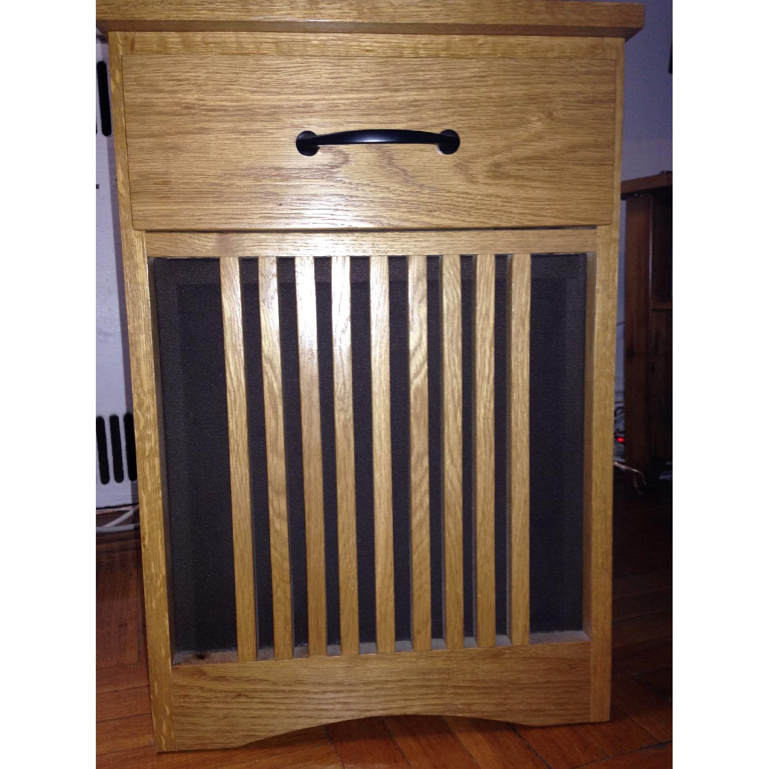 End Table w/ Subwoofer Cabinet - image-1