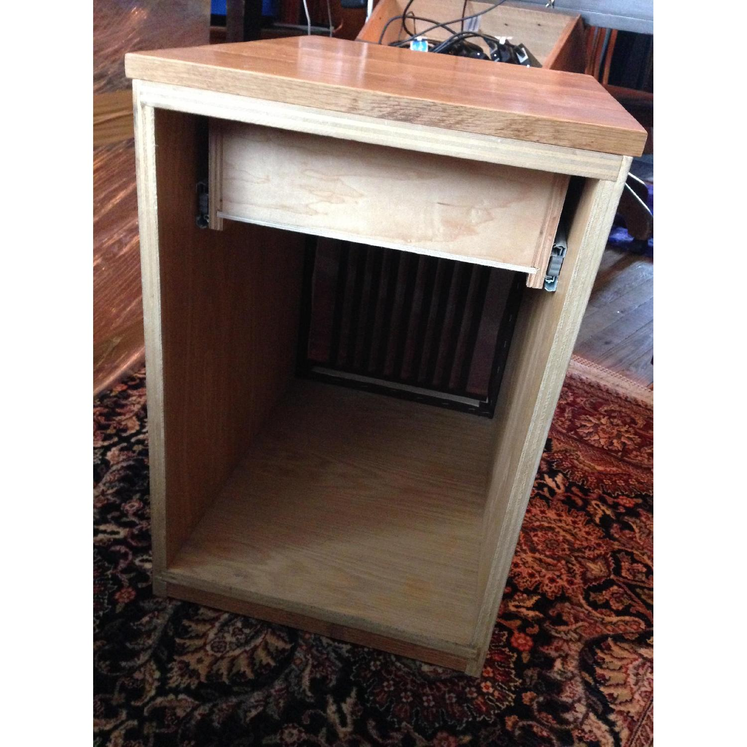 End Table w/ Subwoofer Cabinet - image-2