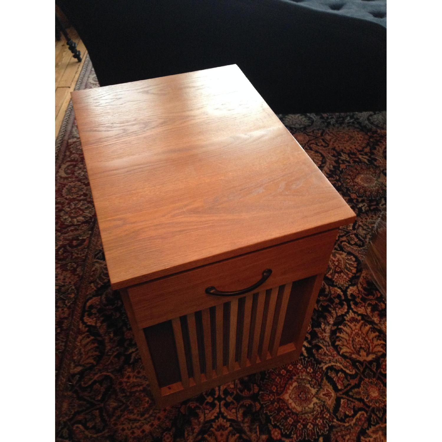 End Table w/ Subwoofer Cabinet - image-3
