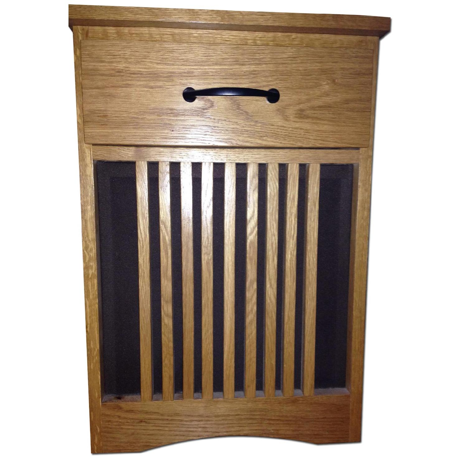 End Table w/ Subwoofer Cabinet - image-0