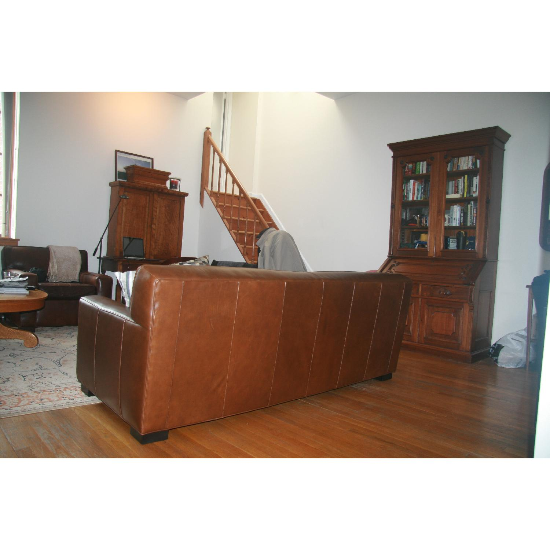 Mitchell Gold + Bob Williams Claude Leather Sofa - image-3