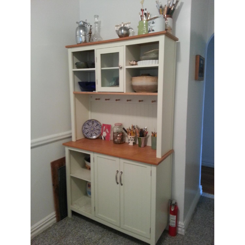 Ikea Hemnes Kitchen Hutch Aptdeco