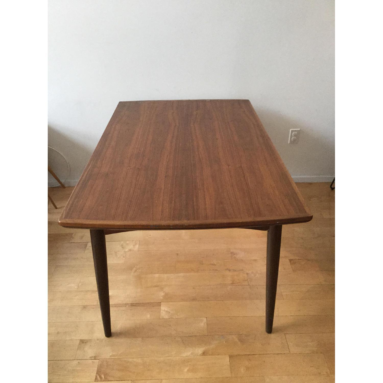 Danish Modern Dining Table - image-1