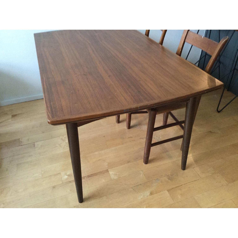 Danish Modern Dining Table - image-2