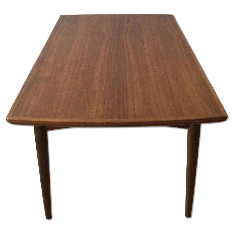 Danish Modern Dining Table - image-0
