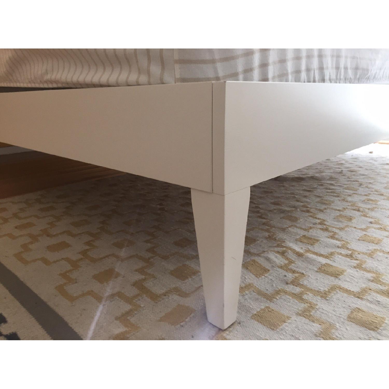 West Elm Narrow Leg King Size Bed - image-4